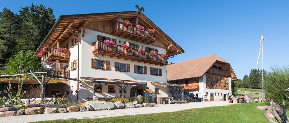Online booking our farm in South Tyrol - Kaserhof, Renon